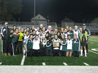Vestal Section 4 Class A Champions!