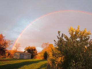 Yesterday's Captivating Rainbow
