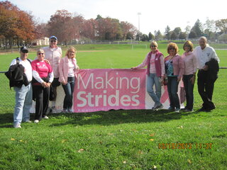 TCSC helps fight breast cancer