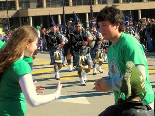 St. Patrick's Day Parade 3/3/12