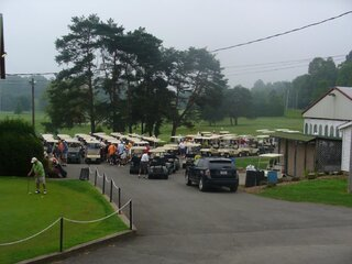Tioga Seniors Golf Tourney