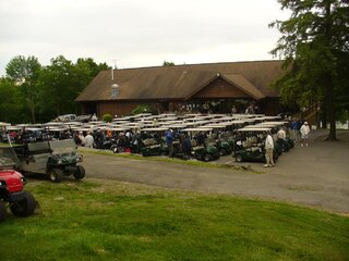 Tioga Seniors Golf Outing