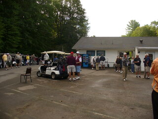 Tioga Senior Golf Tourney