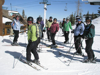 Local Ski Club Visits Park City, Utah