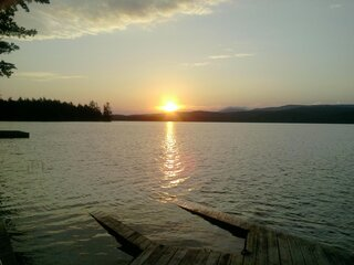 Raquette Lake Sunrises