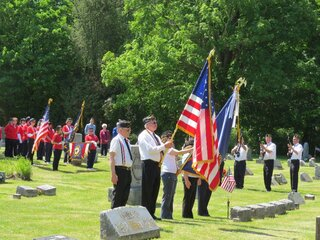 Whitney Point Memorial Day Parade