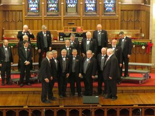 10th Annual Choruses for CHOW Benefit