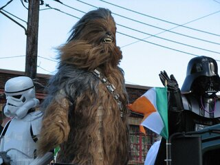 St Partrick's Day Parade