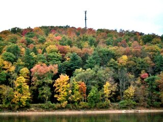 Susquehanna River Autumn 2013