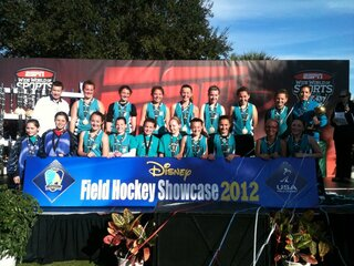 U16 Storm Wins Gold at Disney