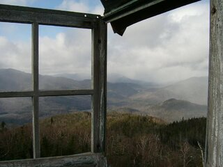 Fire Tower View Adams Mountain
