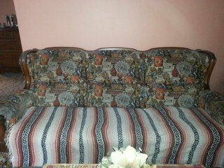 4 Generations Vintage Couch