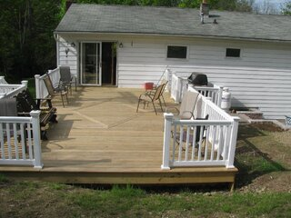 Spruce up my Deck