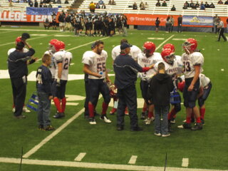 Chenango Forks football, winners