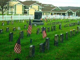New York State Veterans Home Cemetery