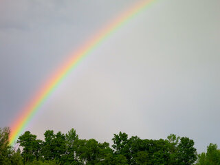 Rainbows are awesome