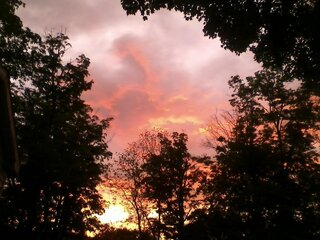 Beautiful Sunset June 2, 2013