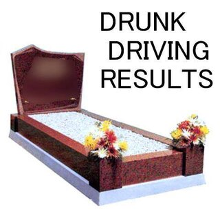 please dont drink and drive