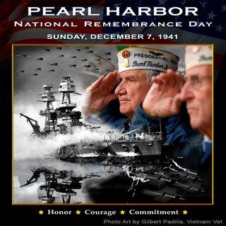 Remembering Pearl; Harbor WWII