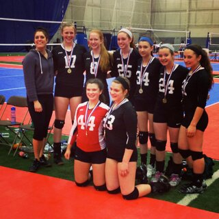 Whirlwind 16's Take A Medal !