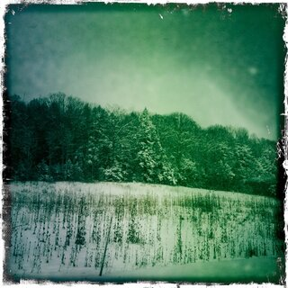 highway snow moment
