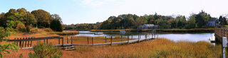 Panoramas from Cape Cod mini-vacation