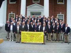 Class of 1959 50th Reunion
