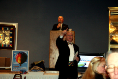 Live auction items up for bid at this years