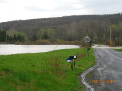 Flood Water 2011