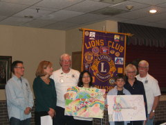 Apalachin LIONS HONOR