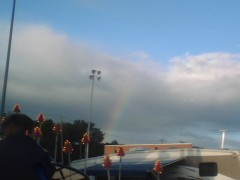 rainbow at jc feild days