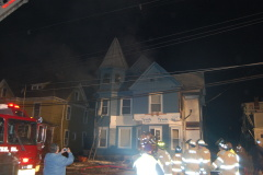 Waverly House Fire