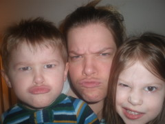 Making Silly Faces With Mommy!!