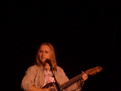 MELISSA ETHERIDGE LIVE AND ALONE TOUR