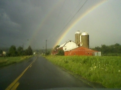 Is there gold at the end of the rainbow?