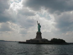 Statue of Liberty - Beautiful View