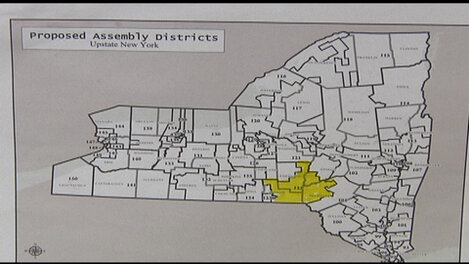 New CASTLE Joins Ball's State Senate District in Proposed Map
