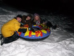 Sled Riding!!