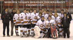 Jr. Sens Bantam B Wins Holiday Tourney