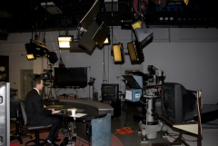 Behind the Scenes at Action News