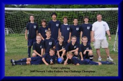 2009 Newark Valley Fathers Day Champions