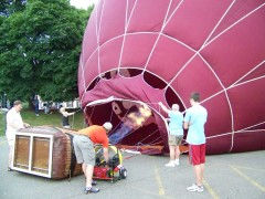17th annual VNC Balloon launch