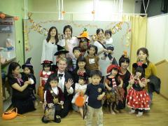 japan celebrates Holloween!!!