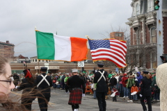 St. Patrick's Day Parade in Binghamton