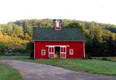 Red Barn on Route 12