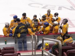 Maine Endwell Hockey Team Wins in PA
