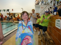 Special olympics - Swimming