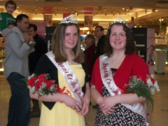 Broome County Dairy Princess Crowned!