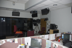 Jon Bruce and The Action News Newsroom
