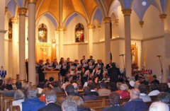 Music of Bach, Mozart starts off holiday
